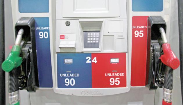 أسعار المحروقات في الأردن سعر البنزين 95 أقل من أوكتان 90 بدون ضرائب