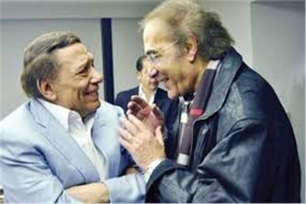 نتيجة بحث الصور عن هل عادل الإمام وراء اعتزال محمود ياسين؟